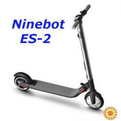 Электросамокат Xiaomi Ninebot ES-2 by Segway KickScooter